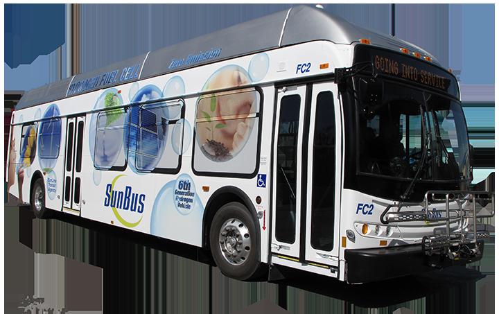 FC2 Hydrogen Fuel Cell Bus