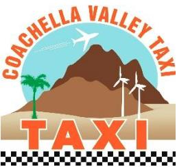 Coachella Valley Taxi Logo