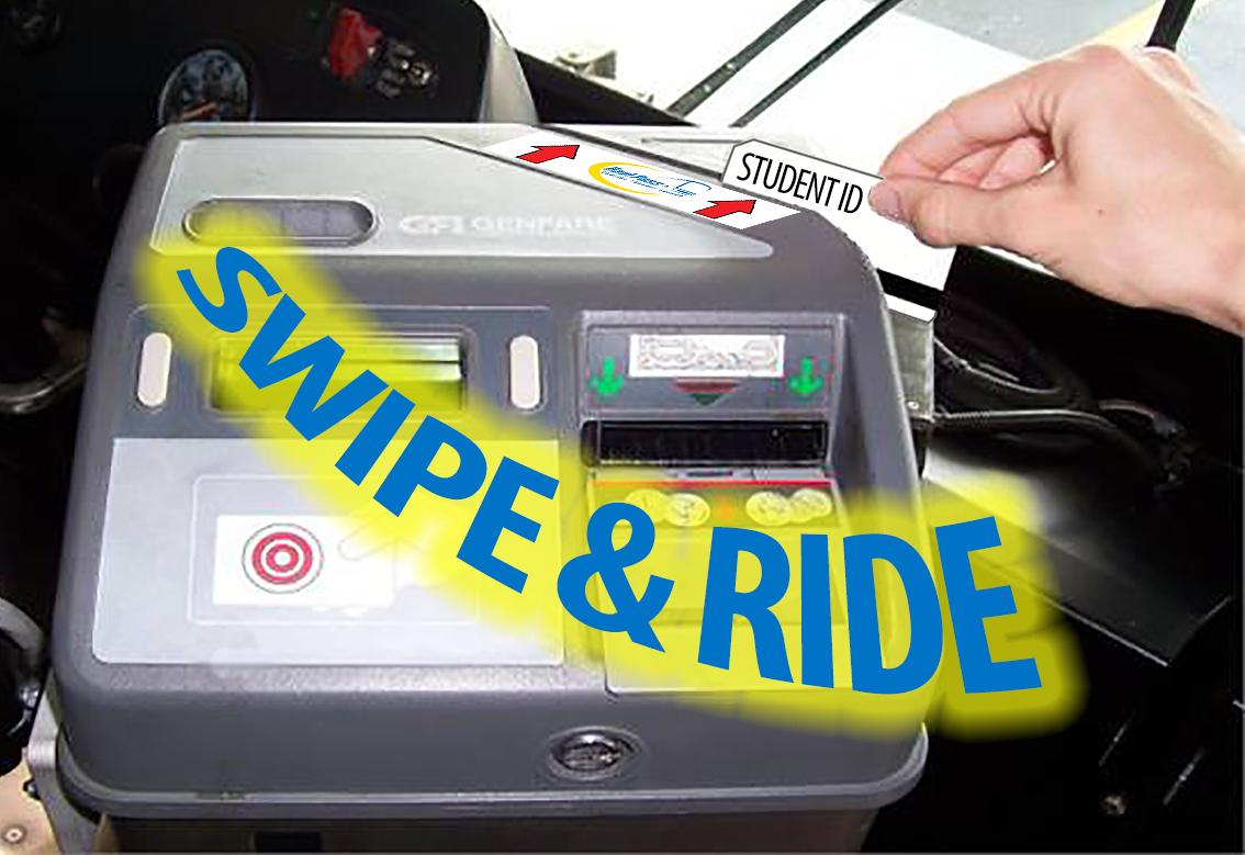 Swipe & Ride