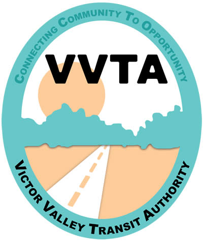 Victor Valley Transit Authority logo
