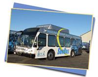 CNG Bus El Dorado