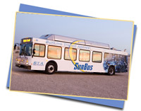 CNG Bus New Flyer