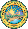 City of Desert Hot Springs logo