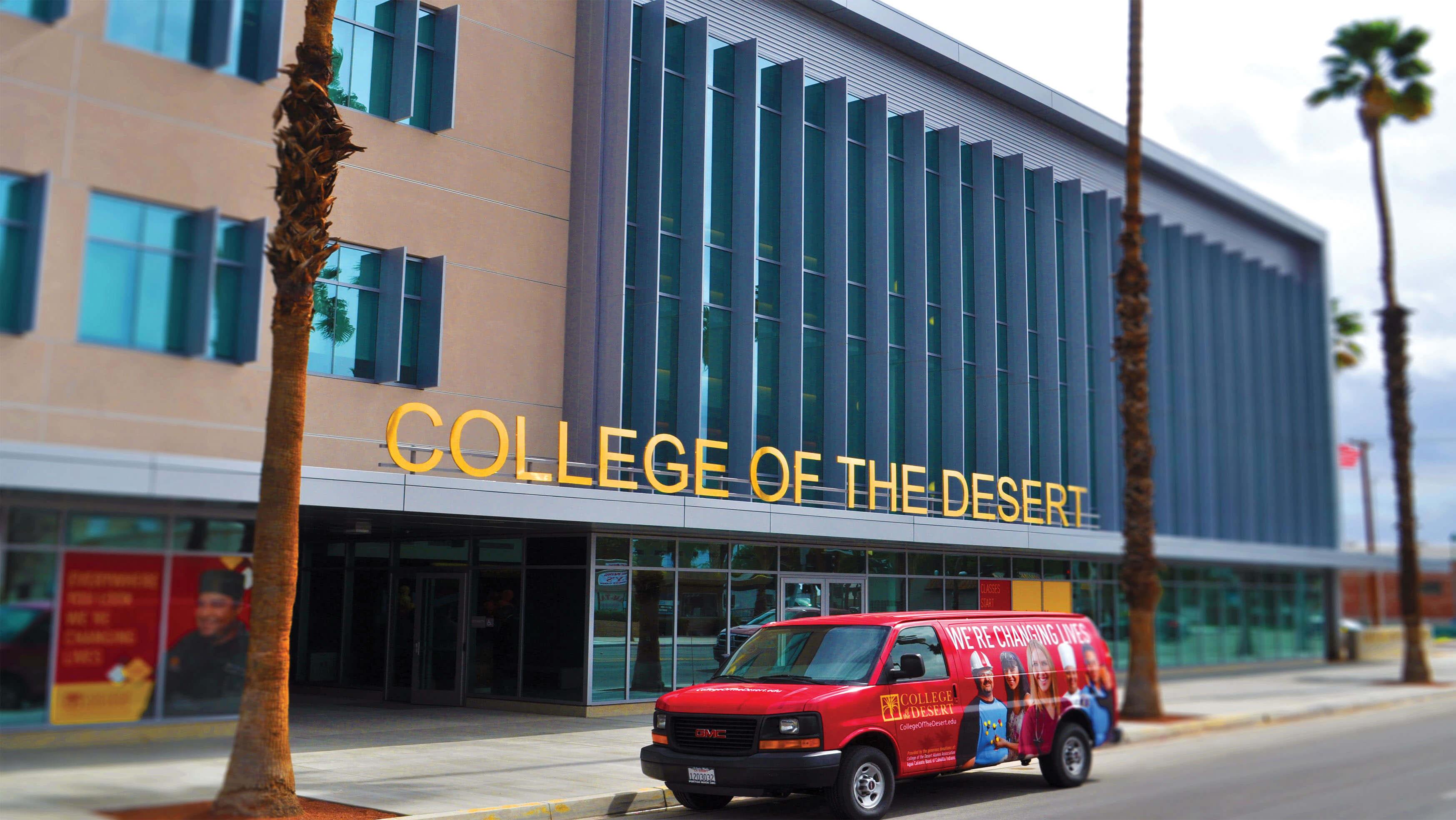 COD - Indio Campus