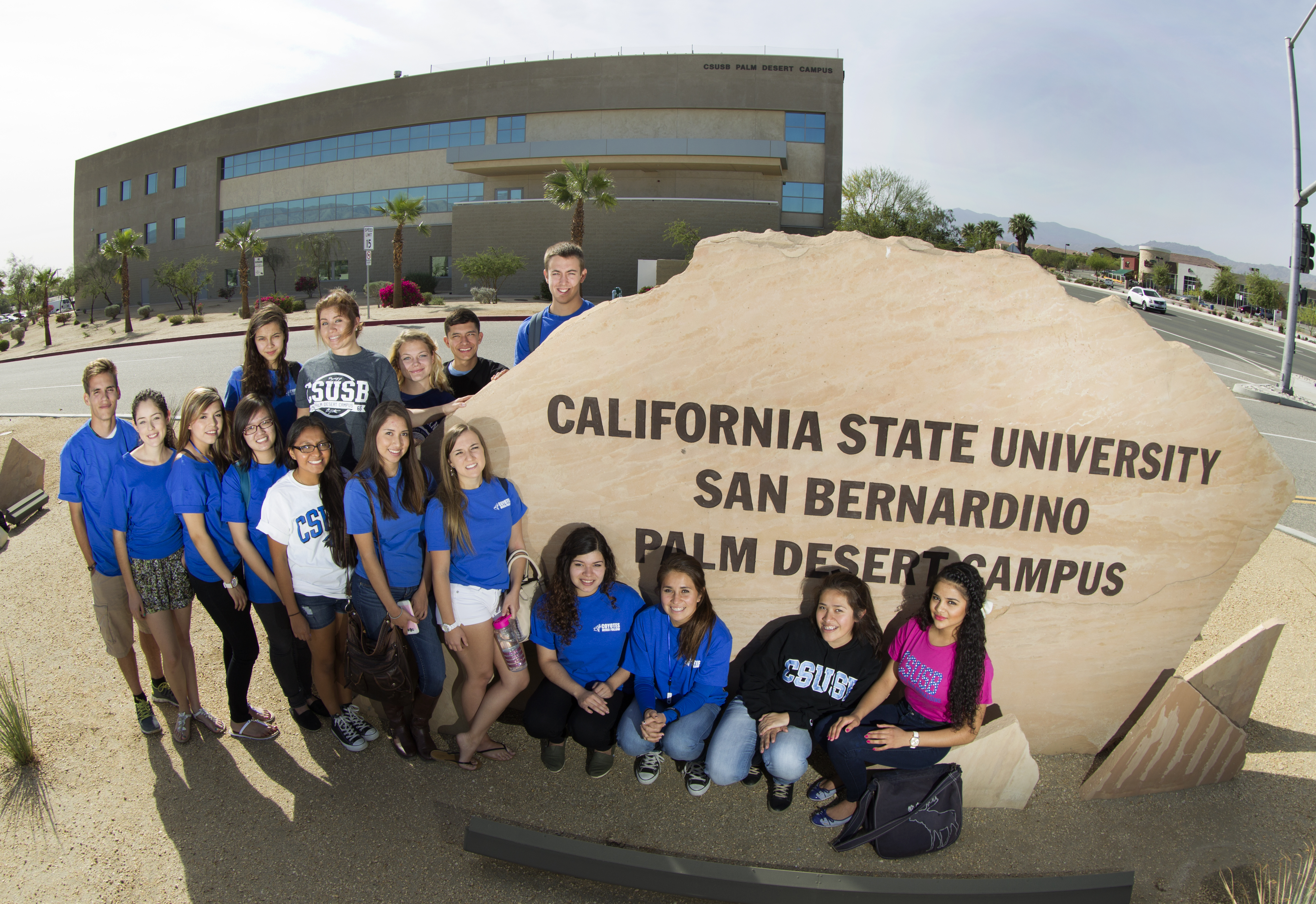 California State University, San Bernardino at Palm Desert
