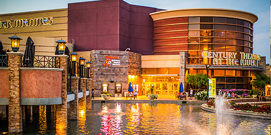 Century Theaters at The River