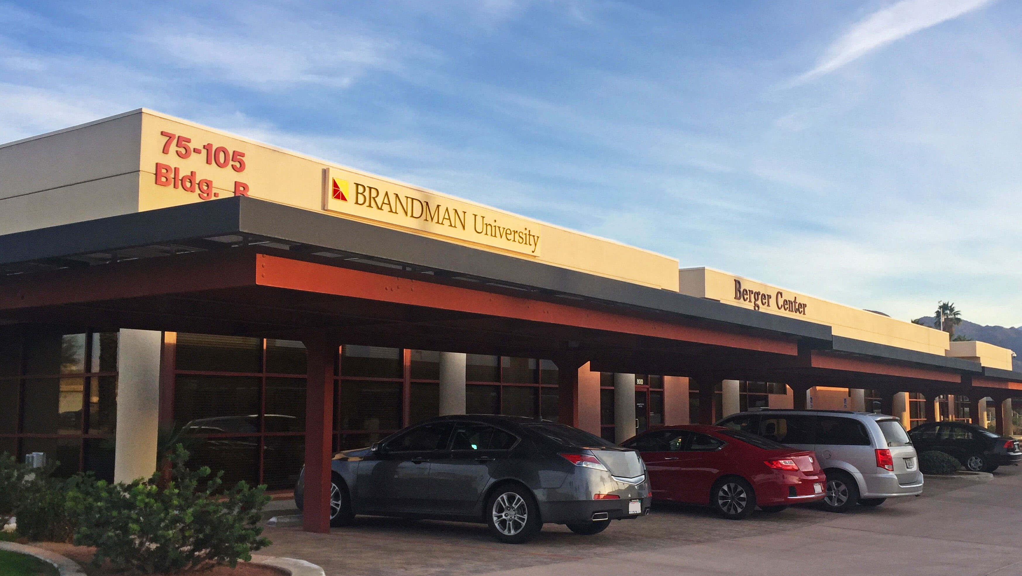 Chapman / Brandman University - Palm Desert