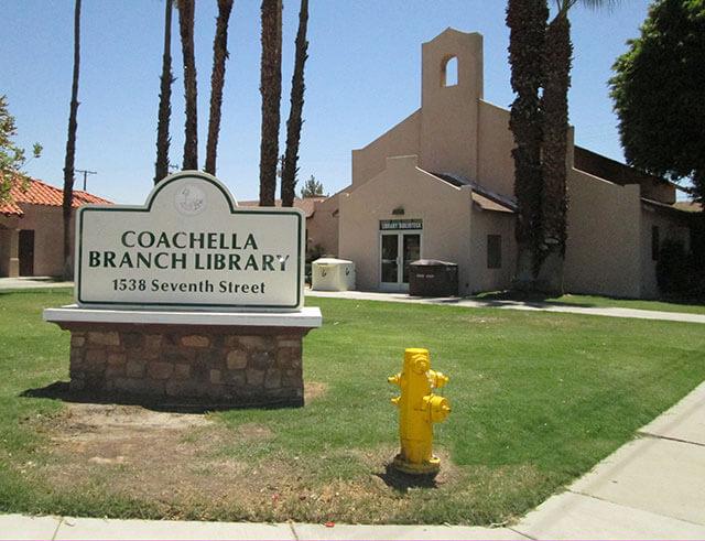 Coachella Library