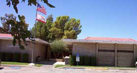 Desert Hot Springs Library