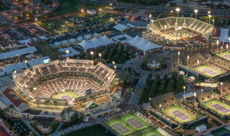 Indian Wells Tennis Gardens