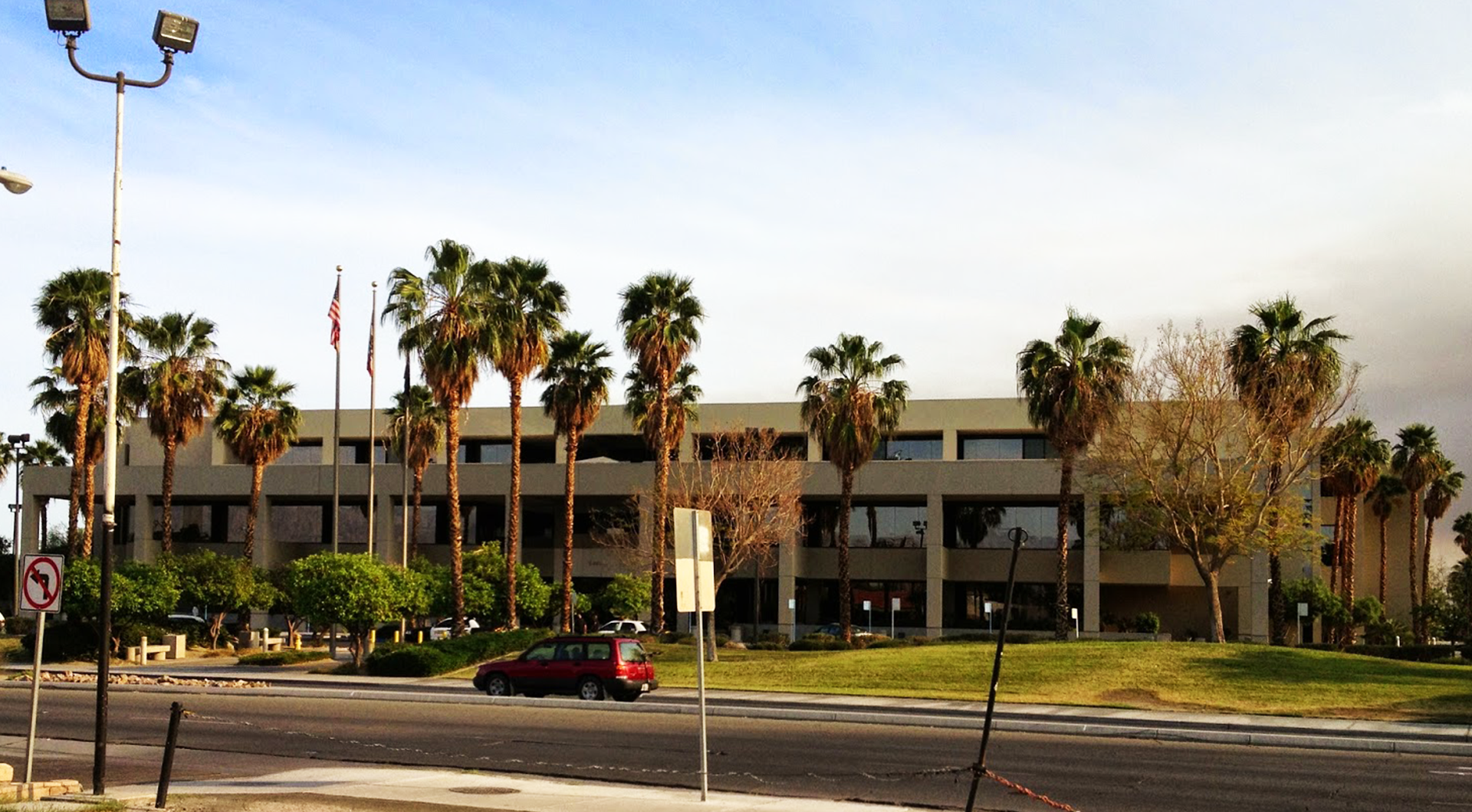 Larson Justice Center Indio