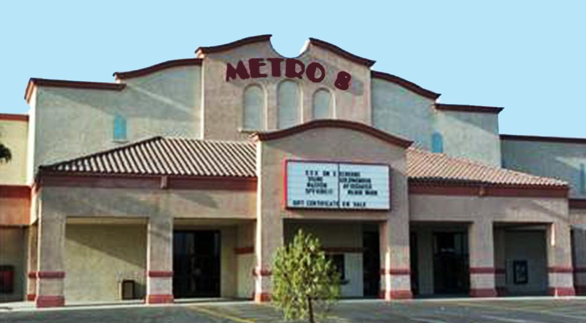 Metro 8 Indio