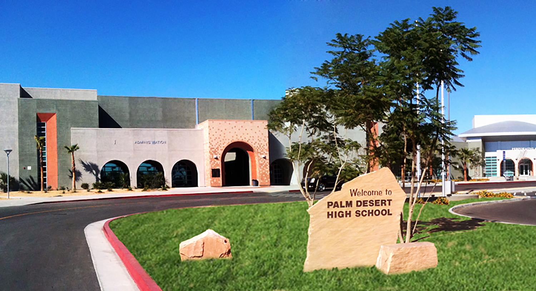 Palm Desert High School