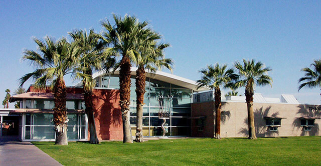 Palm Desert Library