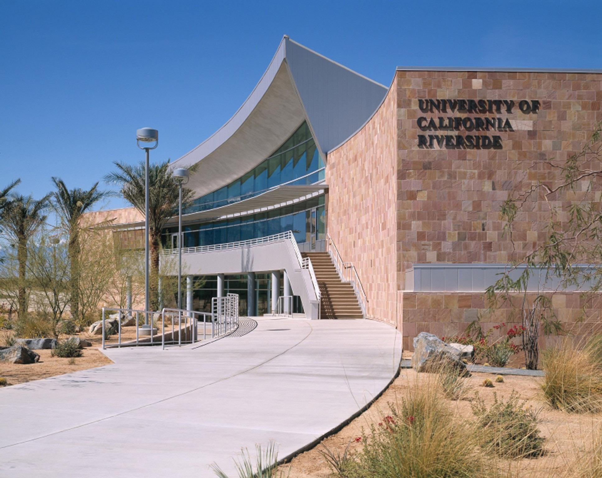 University of California Riverside - Palm Desert