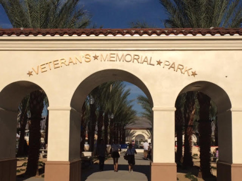 Vietnam Veterans Park & Memorial – Coachella